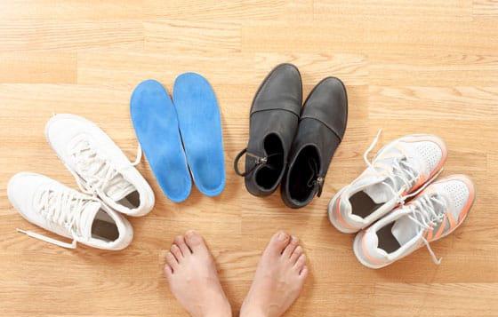 انتخاب کفش طبی مناسب