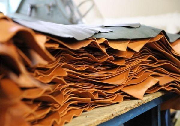 کاربرد چرم در صنعت کفش