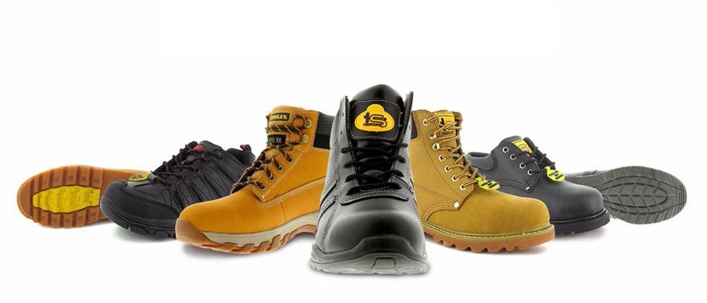 علامت های اختصاری در کفش های ایمنی