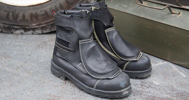 انواع کفش ایمنی کارگاهی
