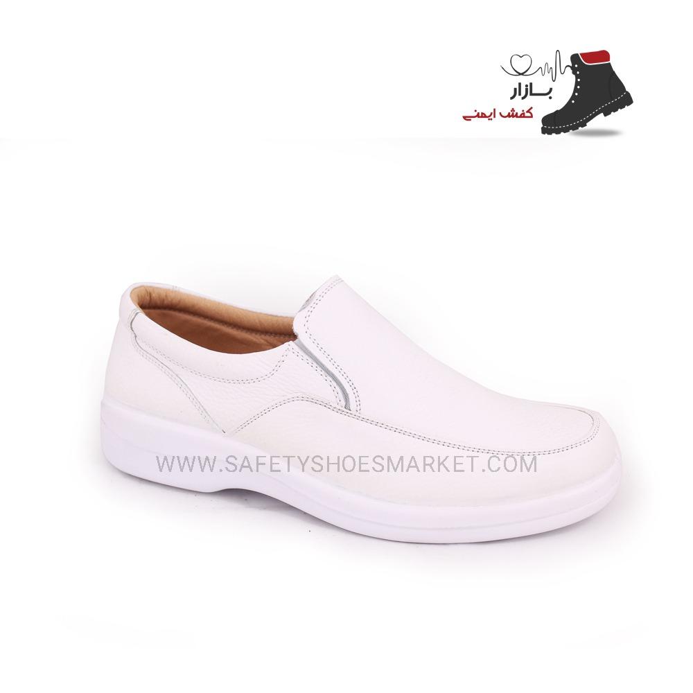 کفش آرین سفید