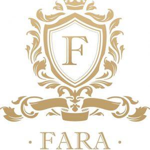لوگو برند فارا