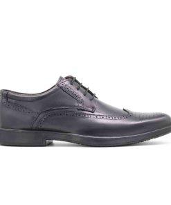 کفش چرم مردانه کلاسیک هشترک ارک